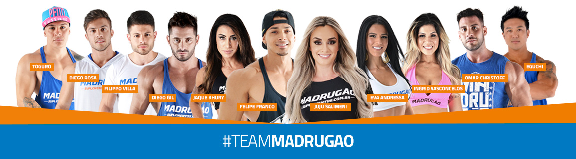 Team Madrugão