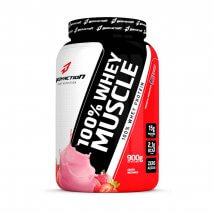 100% Whey Muscle (900g) Body Action