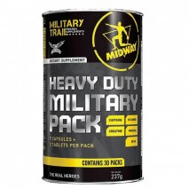 Heavy Duty Pack (30 packs) Military Trail