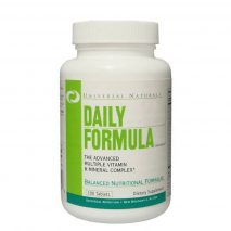 Daily Formula (100tabs) Universal Nutrition