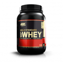 100% Whey Protein (1.9lb/900g) Optimum Nutrition