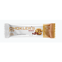 Barra Chokler's Fit Amendoim (40g) Mix Nutri