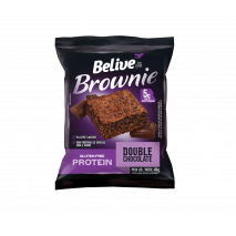 Brownie Double Chocolate Protein (40g) Belive