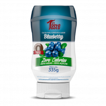 Calda de Blueberry (335g) Mrs. Taste