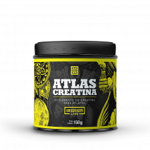 Atlas Creatina (150g) Iridium