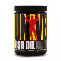 Fish Oil (100 softgel) Universal Nutrition