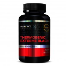 Thermogenic Extreme Black (120caps) Probiótica