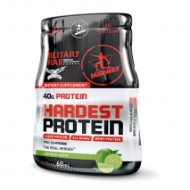 Hardest Protein Liquid (60ml) Military Trail-Limão - 40% OFF