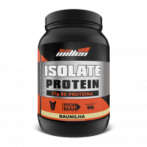 Isolate Protein (900g) New Millen