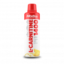 L- Carnitina 1400 (480ml) Atlhetica Nutrition