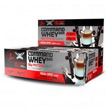 Command Whey Bar (12unid-45g) Military Trail