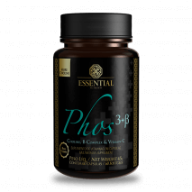 PHOS 3+B (60caps) Essential Nutrition
