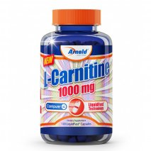 L-Carnitina 1000mg (120caps) Arnold Nutrition