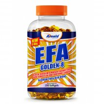 Efa Golden-8 (200caps) Arnold Nutrition