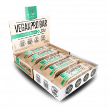 VeganPro Bar (10unid-40g) Nutrify-Amendoim  - 40% OFF