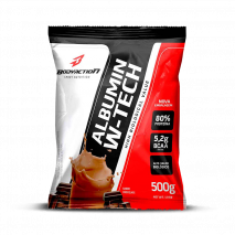 Albumina W-Tech (500g) BodyAction