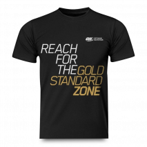 Camiseta Gold Standard 100% Isolate Optimum Nutrition