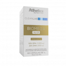 Biomega TG 50/25 (60caps) Atlhetica Nutrition