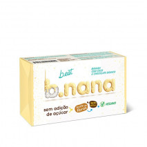 B.nana Coco com Chocolate Branco Pack (3unid-35g) B-Eat