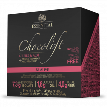 Chocolift Be Alive (12unid-40g) Essential Nutrition