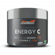 Energy C (60caps) New Millen