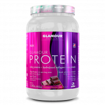 Glamour Protein (900g) Glamour Nutrition-Chocolate - 50% OFF