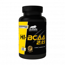 HI-BCAA 2:1:1 (60caps) Leader Nutrition