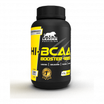 HI - BCAA Booster 4800 (180tabs) Leader Nutrition