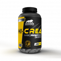 HI-Crea Micronized 3000 (120caps) Leader Nutrition
