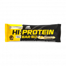 Hi-Protein Bar (Unidade-90g) Leader Nutrition-Banana White Chocolate - 40% OFF