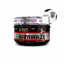 Kamikaze Pre-Workout (300g) Military Trail + Camiseta Grátis