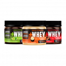 Doces Fitness + Whey (3x180g) Tokest
