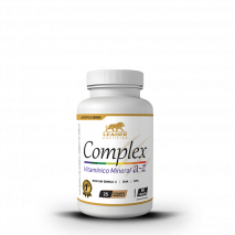 Complex A-Z (60caps) Leader Nutrition