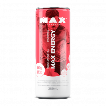 Max Energy (6x269ml) Max Titanium