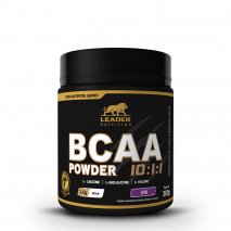 BCAA Powder 10:1:1 (300g) Leader Nutrition