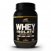 Whey Isolate Nitro NO2 (900g) Leader Nutrition
