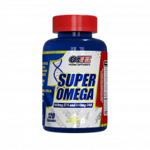 Super Omega (120caps) One Pharma