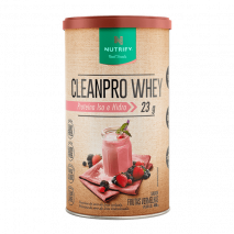 Cleanpro Whey (450g) Nutrify