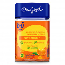 Vitamina C Adulto (30gomas) Dr. Good