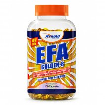 Efa Golden-8 (100caps) Arnold Nutrition